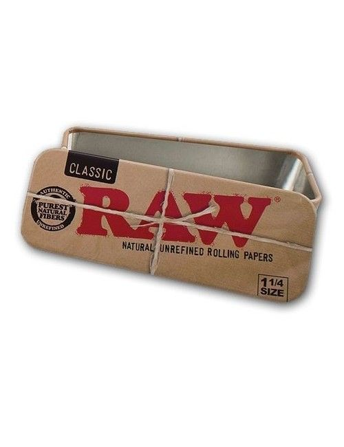 Caja RAW Roll Caddy 1¼ Size