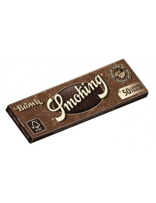 Smoking Brown 1 1/4 Size