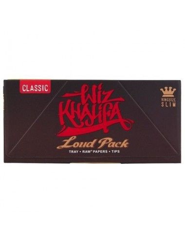Wiz Khalifa Loud Pack King Size