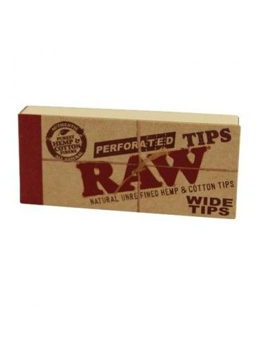 Tips Raw Orgánico