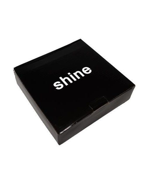 Shine Logo Glass Ashtray
