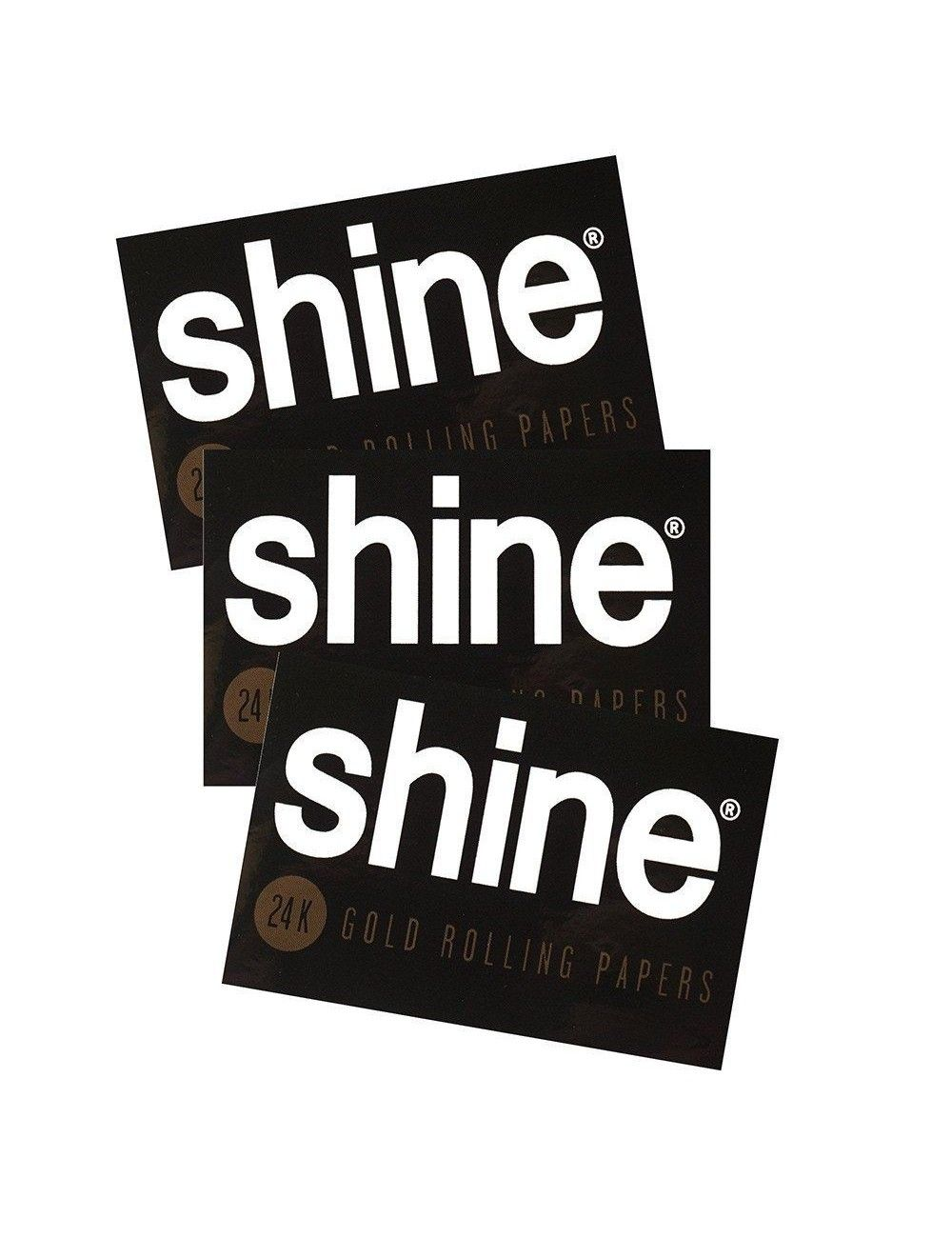 Shine Stickers - Pack 3 Uds.