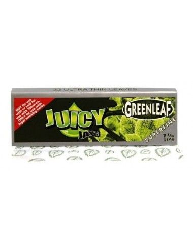Juicy Jay's Ultra Fine Greenleaf