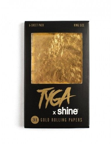 Tyga Shine King Size Pack 6-Uds