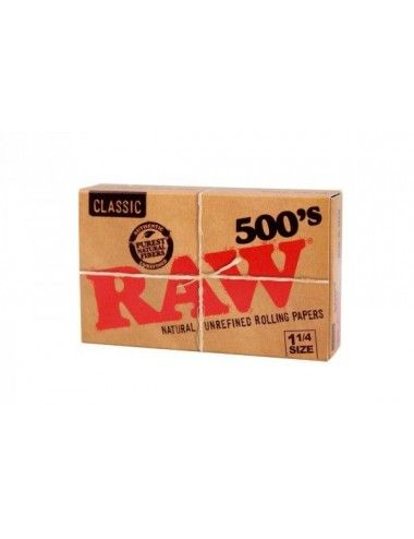 RAW Classic 1¼ Size 500's