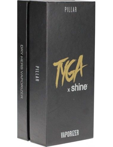 Tyga x Shine Pillar Kit - Black