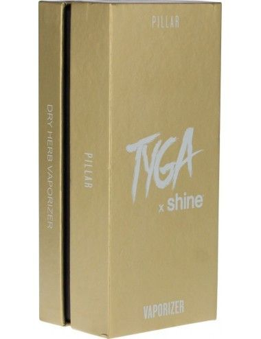 Tyga x Shine Pillar Kit - Gold