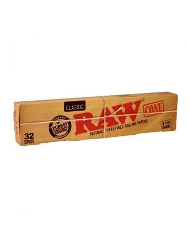 RAW Cones 1 1/4 Size Minibox