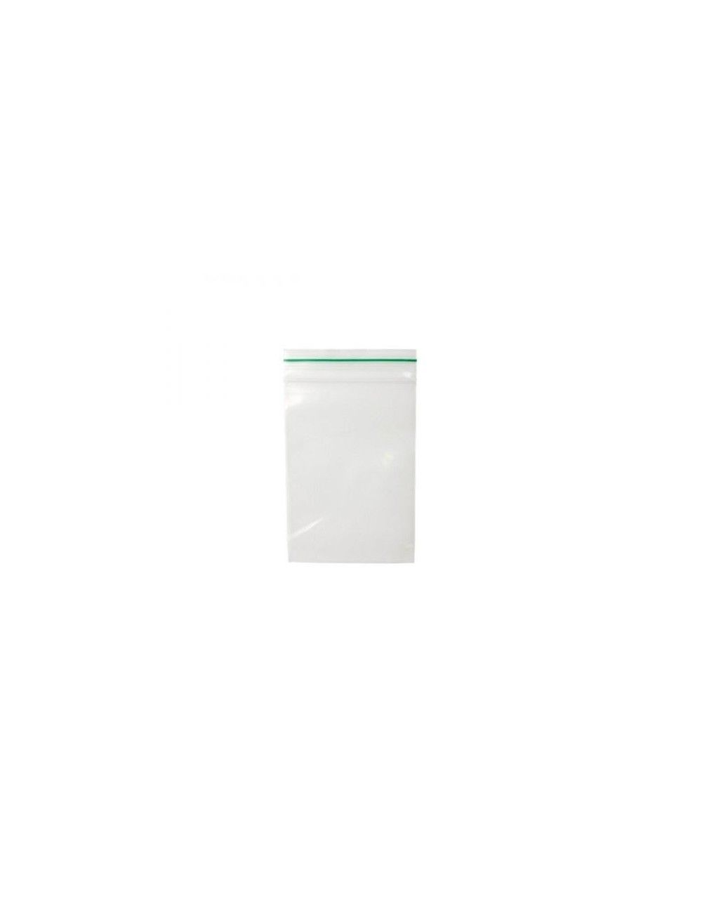 ZipLock Baggies Green Line