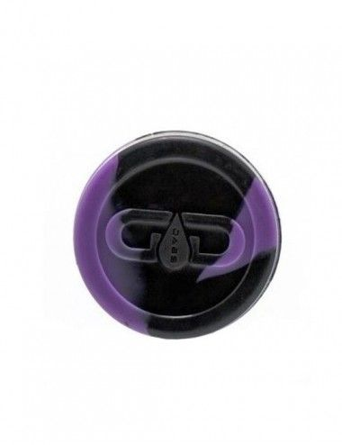 GG Dabs Silicone Jar Black Purple