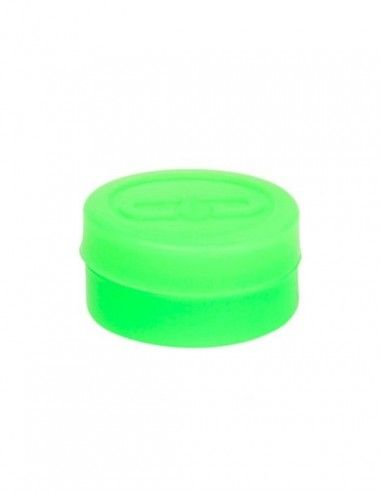 GG Dabs Silicone Small Jar Green