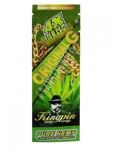 Kingpin Hemp Wraps Spanish Fly