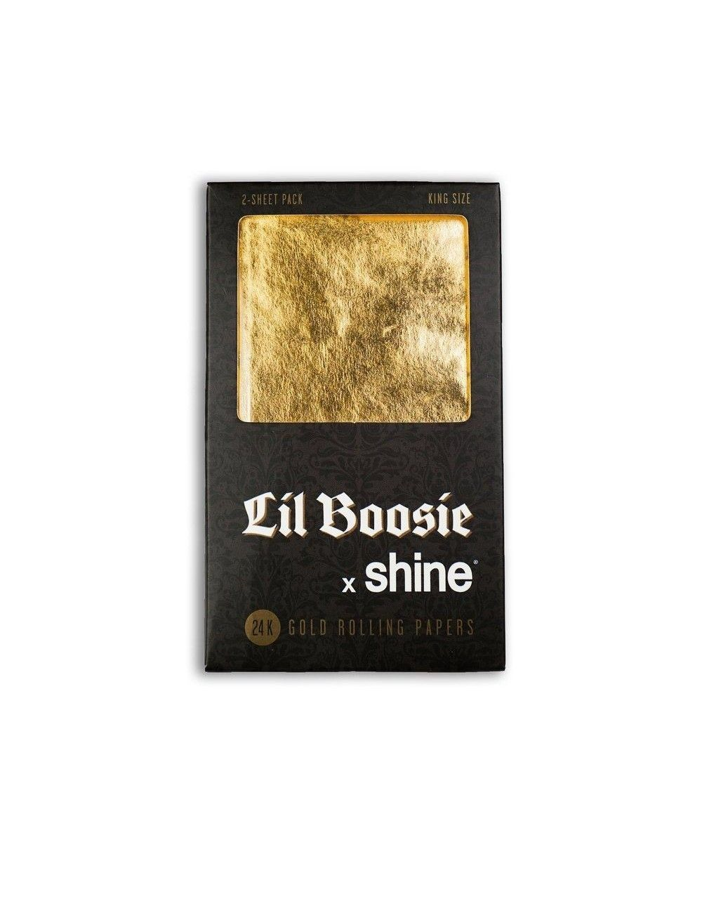 Lil Boosie Shine King Size Pack 2-Uds
