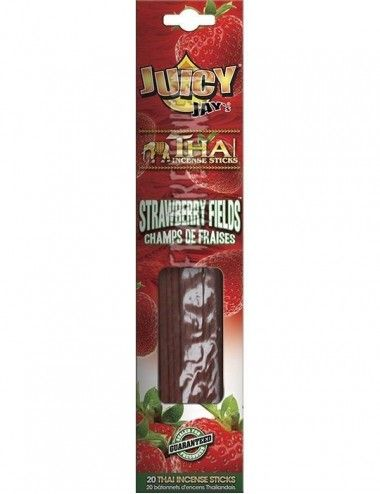 Juicy Jay's Incense Sticks Strawberry Fields