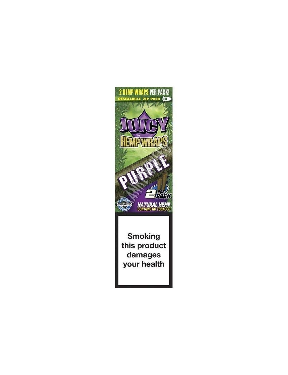 Juicy Hemp Wraps Purple - Grape Gone Wild