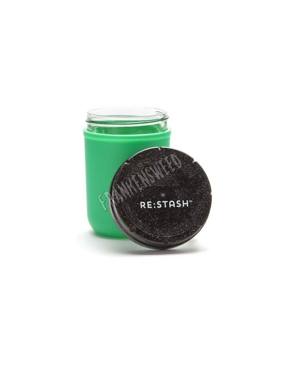 Re:Stash Jar Green 8oz