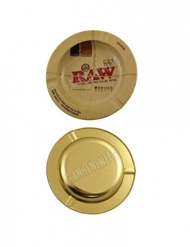 RAW Metal Ashtray Plain