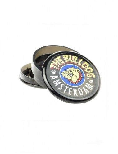 The Bulldog Black Plastic Grinder