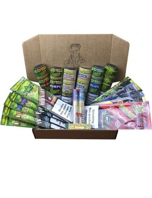 The Hemp Blunts Box