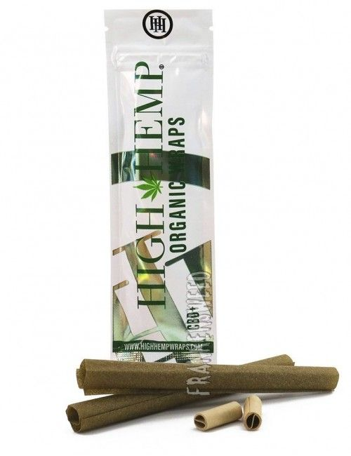 High Hemp CBD Wraps - Original