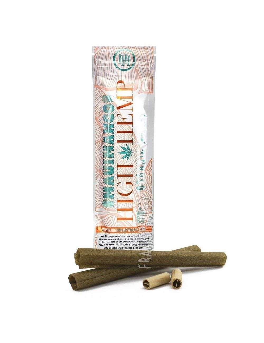 High Hemp Wraps - Maui Mango