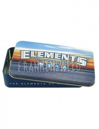 Elements Blue Roll Caddy XL