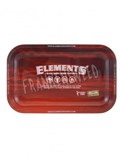 Bandeja Elements Red Small
