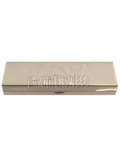 Caja Metálica RAW Papers King Size + Tips Prerolled