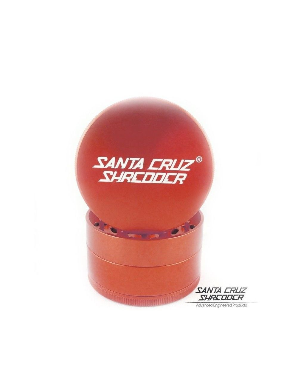 Santa Cruz Shredder 4-piece Large - Red