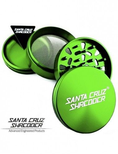 Santa Cruz Shredder 4-piece Large - Green
