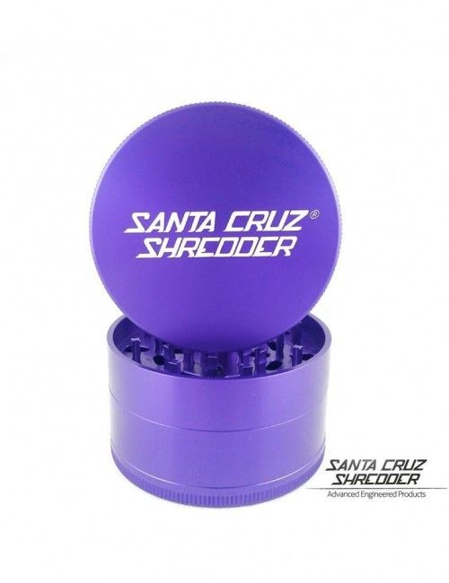 Santa Cruz Shredder 4-piece Large - Purple