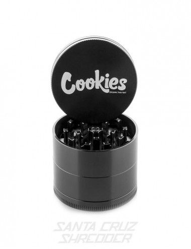 Santa Cruz Shredder 4-piece Medium - Cookies Black