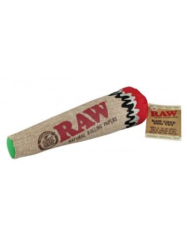 Juguete Raw Cone Dog Toy