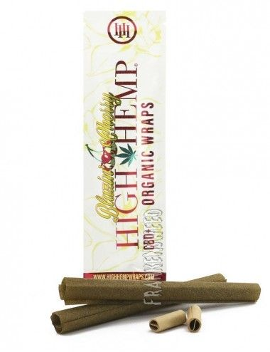 High Hemp Wraps - Blazin Cherry