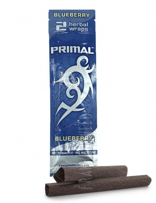 Primal Herbal Wraps - Blueberry