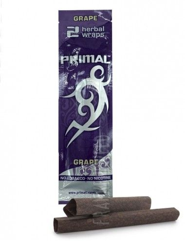Primal Herbal Wraps - Grape