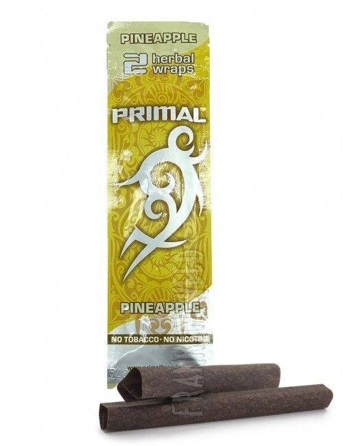 Primal Herbal Wraps - Pineapple
