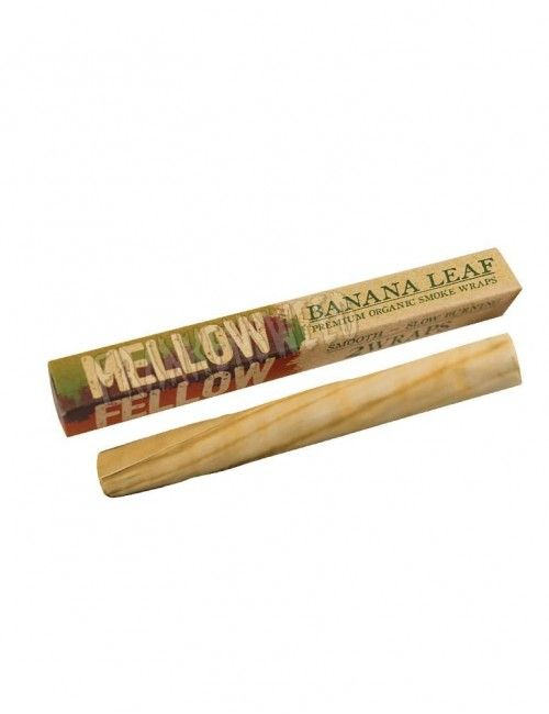Mellow Fellow - Banana Leaf 2-uds.