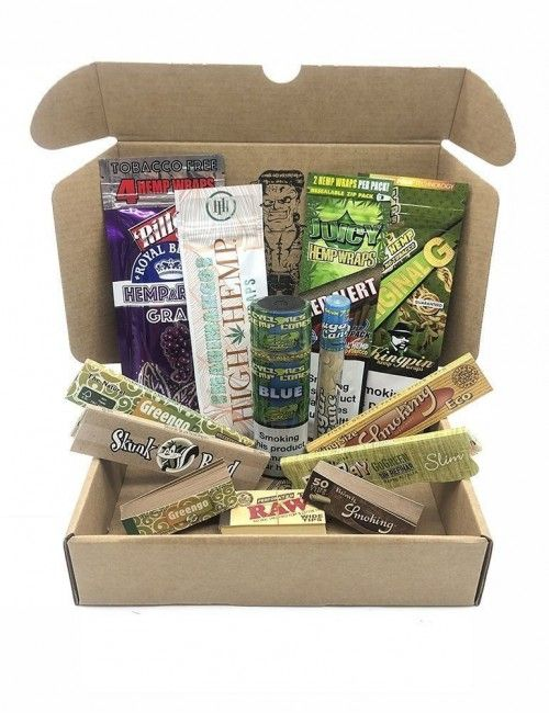 The Green Natural Box