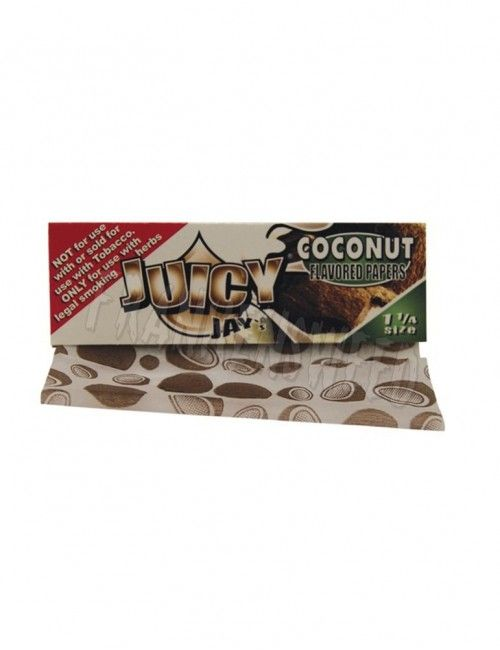 Juicy Jay's Coconut 1¼ Size
