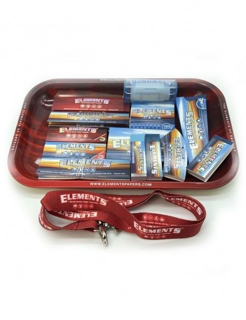 The Elements Red Frankensbox