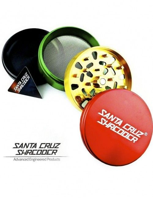 Santa Cruz Shredder 4-piece Large - Rasta