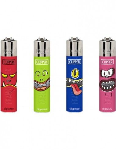 Clipper Little Monsters Mouth