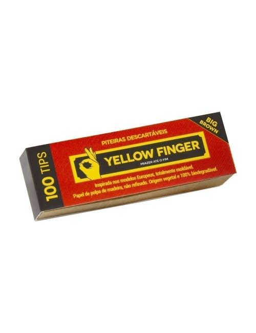 Yellow Finger Brown