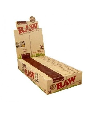 RAW Organic 1¼ Size BOX