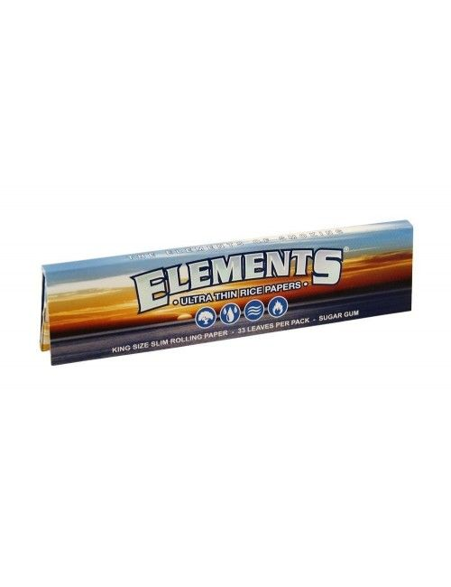 Elements King Size Slim Box