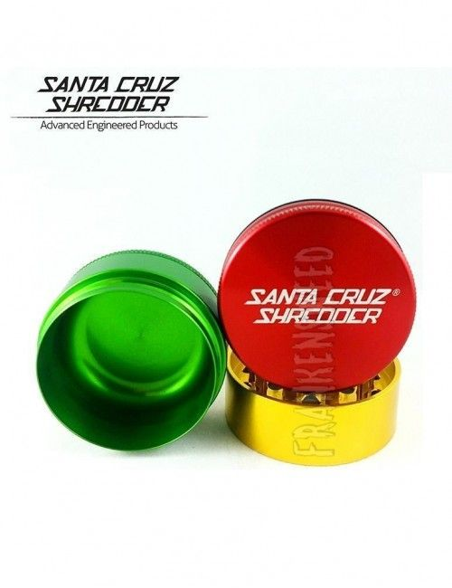 Santa Cruz Shredder 3-piece Medium - Rasta