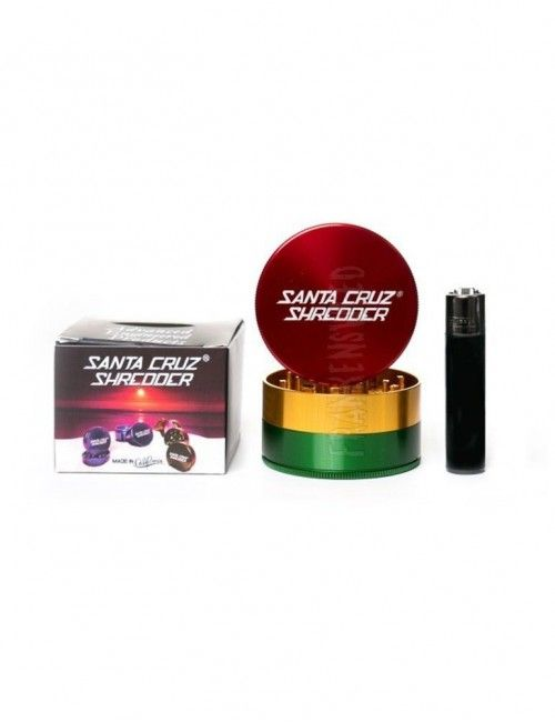 Santa Cruz Shredder 3-piece Large - Rasta