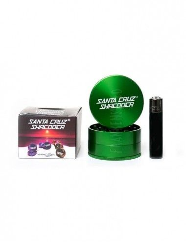 Santa Cruz Shredder 3-piece Large - Green