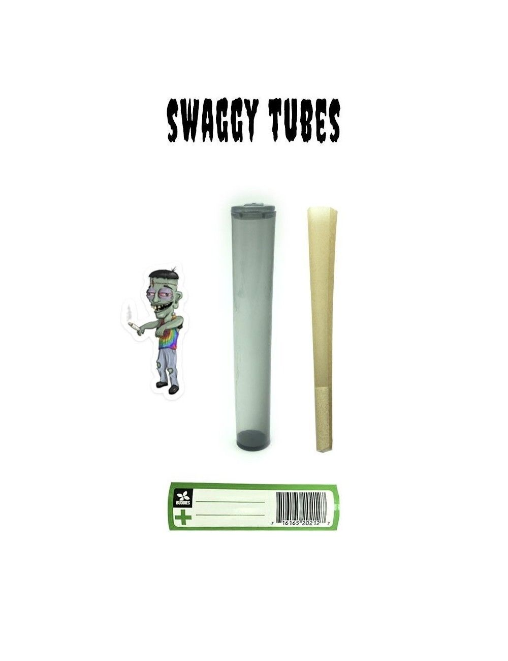 Swaggy Custom Tube FKW